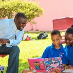 Men Reading At Elliot Primary School Bermuda, June 7 2013-62