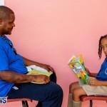 Men Reading At Elliot Primary School Bermuda, June 7 2013-9