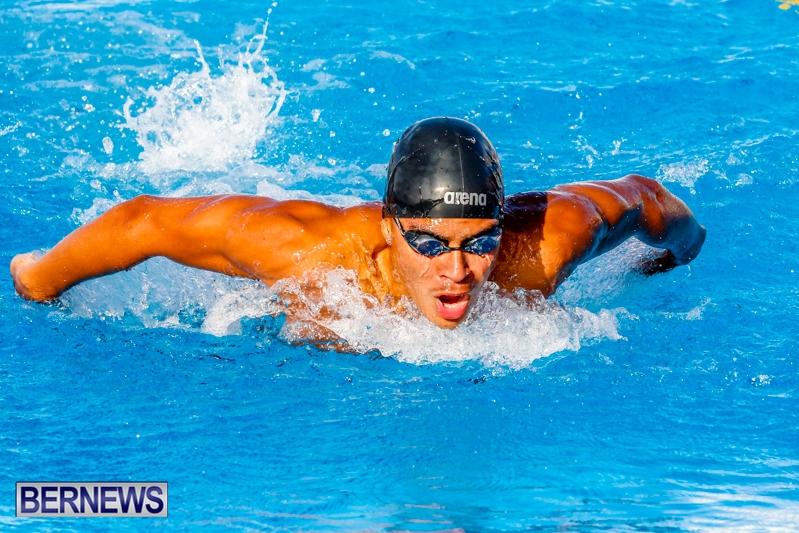 National Swimming Championships Bermuda, June 9 2013-18
