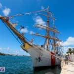 US Coast Guard Eagle Tall Ship  Bermuda, June 29 2013-12