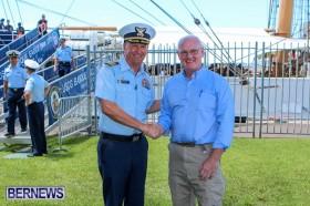 US Coast Guard Eagle Tall Ship  Bermuda, June 29 2013-2