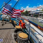 US Coast Guard Eagle Tall Ship  Bermuda, June 29 2013-40
