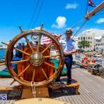 US Coast Guard Eagle Tall Ship  Bermuda, June 29 2013-43