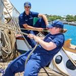 US Coast Guard Eagle Tall Ship  Bermuda, June 29 2013-64