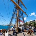 US Coast Guard Eagle Tall Ship  Bermuda, June 29 2013-66