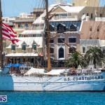 US Coast Guard Eagle Tall Ship  Bermuda, June 29 2013-78