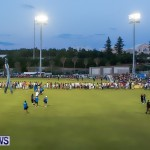 Bermuda vs Greenland Mens Football Natwest Island Games Bermuda, July 13 2013-1