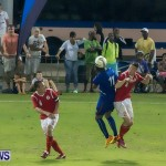Bermuda vs Greenland Mens Football Natwest Island Games Bermuda, July 13 2013-14