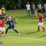 Bermuda vs Greenland Mens Football Natwest Island Games Bermuda, July 13 2013-17