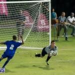 Bermuda vs Greenland Mens Football Natwest Island Games Bermuda, July 13 2013-8