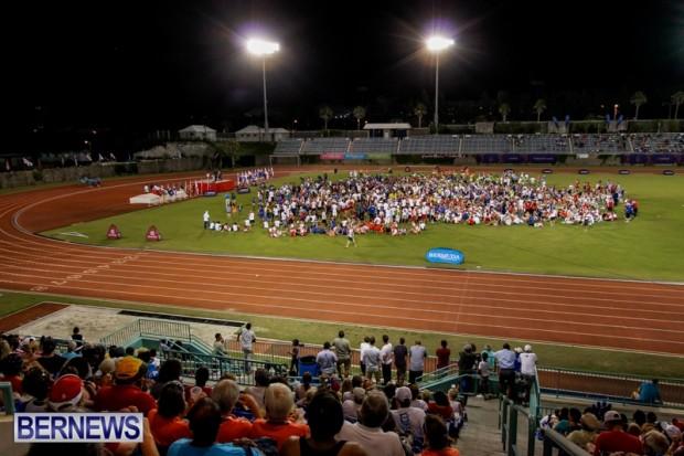 NatWest Island Games Closing Ceremonies In Bermuda, July 19 2013-23