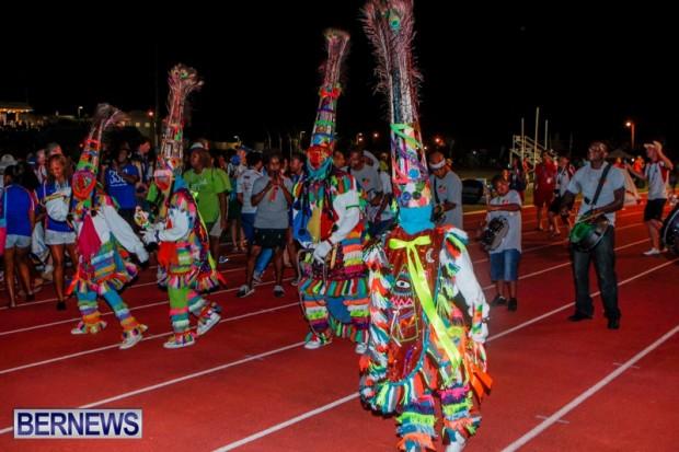 NatWest Island Games Closing Ceremonies In Bermuda, July 19 2013-38