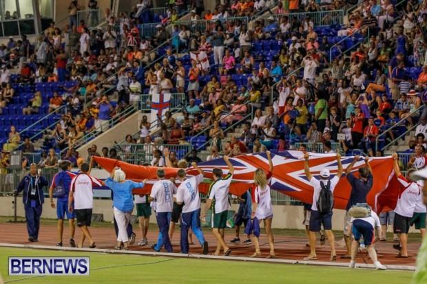 NatWest Island Games Closing Ceremonies In Bermuda, July 19 2013-8