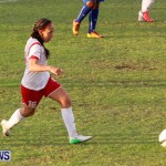 Womens Football Bermuda, July 18 2013-11