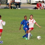 Womens Football Bermuda, July 18 2013-2