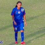 Womens Football Bermuda, July 18 2013-8