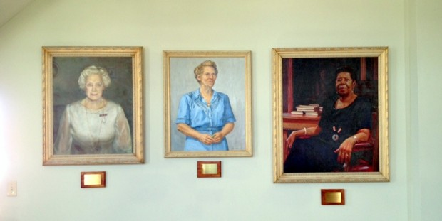 edna watson portrait