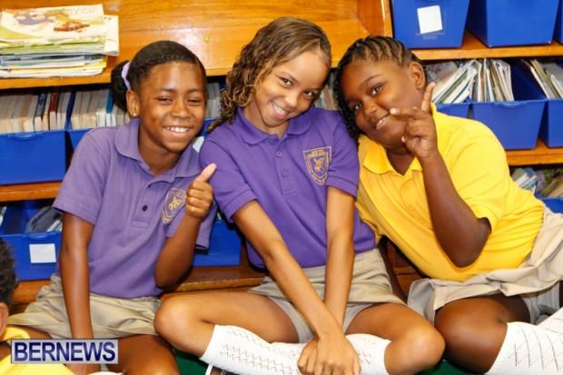 First Day Of School Back To School Bermuda, September 6, 2013-138