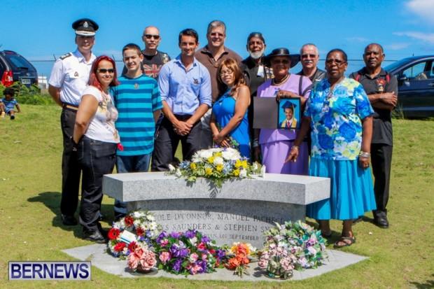 Hurricane Fabian Memorial Ride Bermuda, September 2, 2013-19