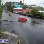 Rain Flooding Bermuda, September 26, 2013-1