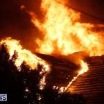 Cedar Avenue Structural Fire Bermuda, October 17, 2013-11