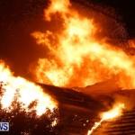 Cedar Avenue Structural Fire Bermuda, October 17, 2013-13