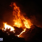 Cedar Avenue Structural Fire Bermuda, October 17, 2013-17