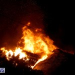 Cedar Avenue Structural Fire Bermuda, October 17, 2013-18