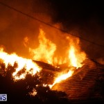 Cedar Avenue Structural Fire Bermuda, October 17, 2013-20