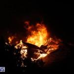 Cedar Avenue Structural Fire Bermuda, October 17, 2013-22