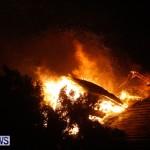 Cedar Avenue Structural Fire Bermuda, October 17, 2013-25