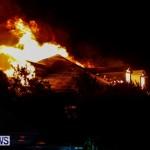 Cedar Avenue Structural Fire Bermuda, October 17, 2013-3