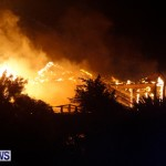 Cedar Avenue Structural Fire Bermuda, October 17, 2013-30
