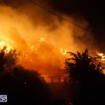 Cedar Avenue Structural Fire Bermuda, October 17, 2013-33