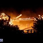 Cedar Avenue Structural Fire Bermuda, October 17, 2013-37