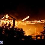 Cedar Avenue Structural Fire Bermuda, October 17, 2013-38