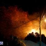 Cedar Avenue Structural Fire Bermuda, October 17, 2013-44