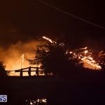 Cedar Avenue Structural Fire Bermuda, October 17, 2013-49