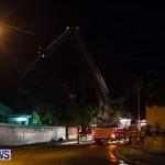 Cedar Avenue Structural Fire Bermuda, October 17, 2013-51