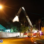 Cedar Avenue Structural Fire Bermuda, October 17, 2013-53