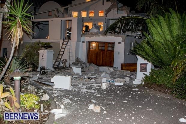 Devonshire Explosion Bermuda, October 16, 2013-6