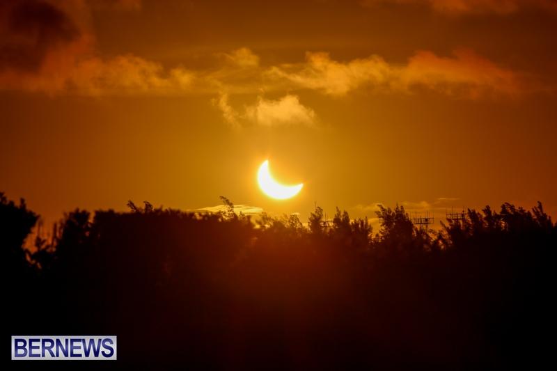 Bermuda Solar Eclipse, November 3 2013-22