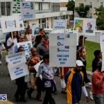Lamb Foggo Urgent Care Centre Protest March Bermuda, November 22 2013-10