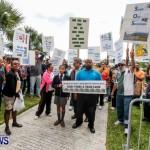 Lamb Foggo Urgent Care Centre Protest March Bermuda, November 22 2013-13