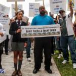 Lamb Foggo Urgent Care Centre Protest March Bermuda, November 22 2013-17
