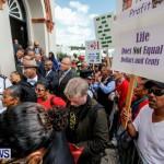 Lamb Foggo Urgent Care Centre Protest March Bermuda, November 22 2013-32