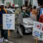 Lamb Foggo Urgent Care Centre Protest March Bermuda, November 22 2013-5