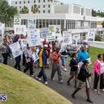 Lamb Foggo Urgent Care Centre Protest March Bermuda, November 22 2013-8