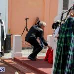 Remembrance Day Observed in St George's  Bermuda,November 7 2013-16