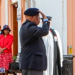 Remembrance Day Observed in St George's  Bermuda,November 7 2013-21
